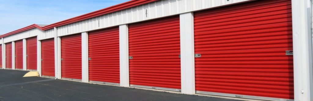 Features of our storage units at Red Rock Self Storage in Midwest City, OK.